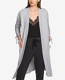 1.STATE Ruched Duster Cardigan