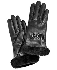 af8c5aa060ff5d Women s Leather Gloves  Shop Women s Leather Gloves - Macy s