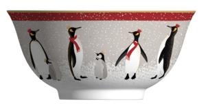 Sara Miller Red Penguin...