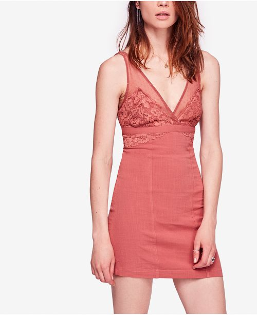 a3aa2954e9 Free People Kira Illusion Bodycon Dress   Reviews - Dresses - Women ...