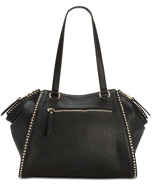e709e464b93a INC International Concepts I.N.C. Hazell Studded Shoulder Bag, Created for  Macy's ...