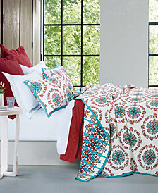 Sonora 3 Pc Full/Queen Quilt Set