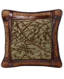 Framed Tree 18x18 Pillow