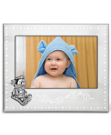 Lenox Childhood Memories 4x6 Metal Baby Frame