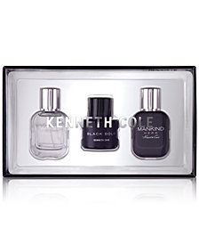 Kenneth Cole Men's 3-Pc. Courageous Classics Gift Set