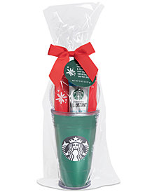 Starbucks Cold To Go Cup Tumbler Gift Set
