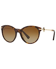 BVLGARI Polarized Sunglasses, BV8210B 55