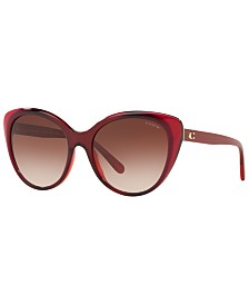 Coach Sunglasses, HC8260 55 L1060