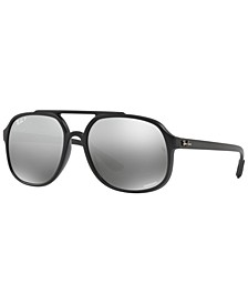 Polarized Sunglasses, RB4312 CHROMANCE