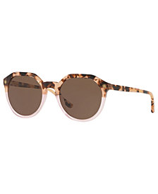 Tory Burch Sunglasses, TY7130 52