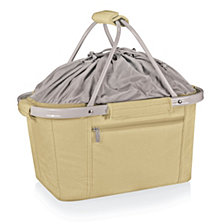 Picnic Time Metro Basket Collapsible Cooler Tote