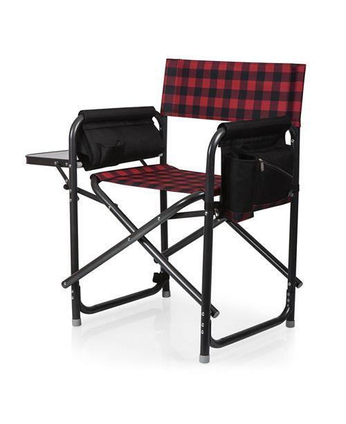Awe Inspiring Oniva By Outdoor Red Directors Folding Chair Inzonedesignstudio Interior Chair Design Inzonedesignstudiocom