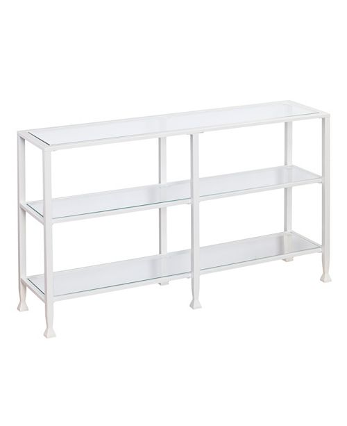 CLOSEOUT! Jaymes 3-Tier Console Table, Quick Ship