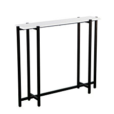 Helena Narrow Console Table, Quick Ship