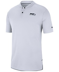 Nike Men's Seattle Seahawks Elite Coaches Polo 2018