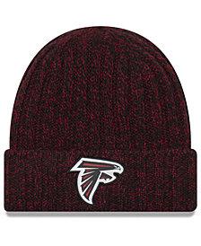 New Era Women's Atlanta Falcons On Field Knit Hat