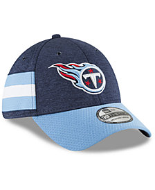 New Era Boys' Tennessee Titans Sideline Home 39THIRTY Cap