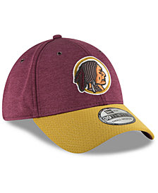 New Era Boys' Washington Redskins Sideline Home 39THIRTY Cap
