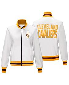 Women's Cleveland Cavaliers Field Goal Track Jacket