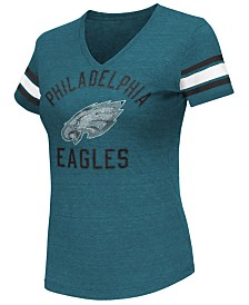 G-III Sports Women's Philadelphia Eagles Wildcard Bling T-Shirt
