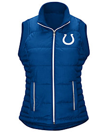 G-III Sports Women's Indianapolis Colts First Down Vest