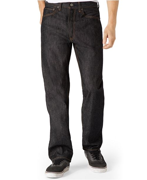 ffa87584 Levi's Men's Big and Tall 501 Original Shrink to Fit Jeans & Reviews ...