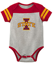 Outerstuff Iowa State Cyclones Lil Blocker 2.0 Creeper, Infants (0-9 Months)