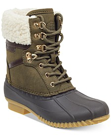 Rian Lace-Up Winter Boots