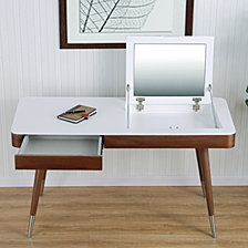 Roxy High Gloss Lacquer Office Desk