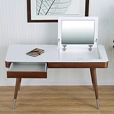 Roxy High Gloss Lacquer Office Desk