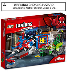 LEGO® Spider-Man vs. Scorpion Street Showdown 10754