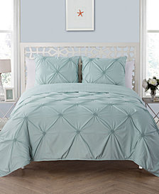 VCNY Home Floral Burst Reversible 2-Pc. Twin XL Quilt Set