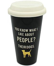 CLOSEOUT! TMD Holdings What I Like Dog Travel Mug