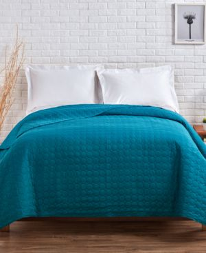 Vcny Home Jackson King Embossed Quilt 6729143