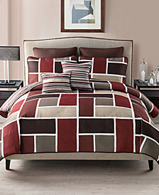 VCNY Home Morgan Reversible Quilt Set Collection