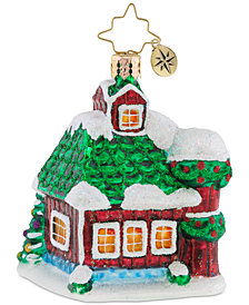 Christopher Radko Farm Fiesta Little Gem Ornament