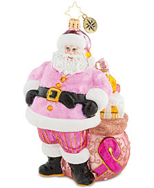 Christopher Radko Pretty in Pink Ornament