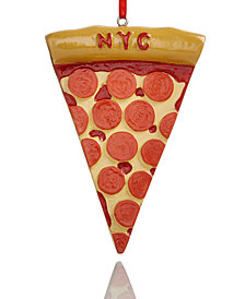 Macy's Collectible Pizza Slice Ornament, Created for Macy's