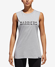 adidas ClimaLite® Barriers Graphic Tank Top