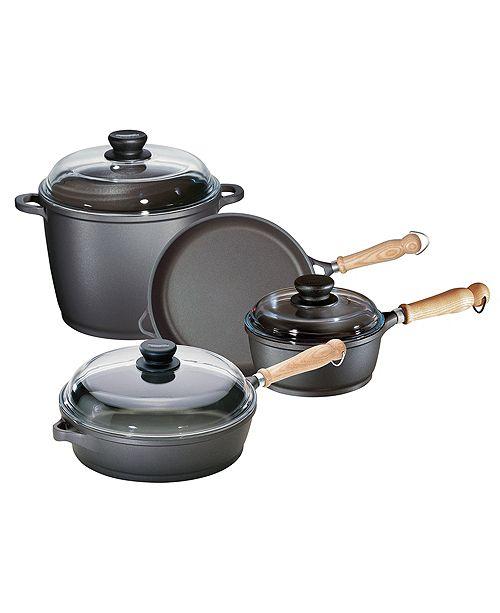 Moneta Berndes Tradition 7pc Cast Aluminum Cookware Set
