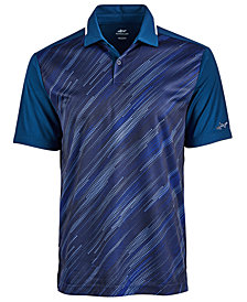 Greg Norman for Tasso Elba Printed Performance Polo, Created for Macy's