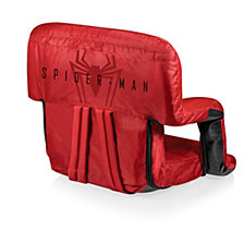 Picnic Time Marvel's Spider-Man Ventura Portable Reclining Stadium Seat