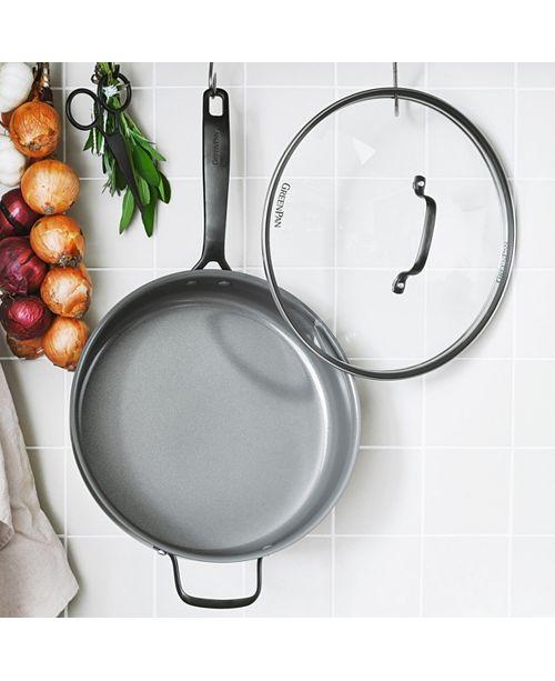 d7afe05b1170 ... GreenPan New York Pro 5-qt Ceramic Non-Stick Covered Saute pan, Created  ...