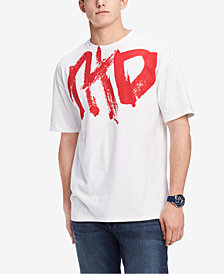 Tommy Hilfiger Men's Graffiti Logo T-Shirt, Created for Macy's