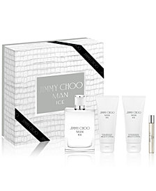 Jimmy Choo Men's 4-Pc. Man Ice Gift Set, A $155 Value