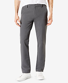 Dockers Men's Slim Fit Alpha Khaki Smart 360 Tech™ Pants