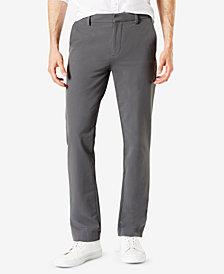 Dockers Men'sSlim Fit Alpha Khaki Smart 360 Tech™ Pants