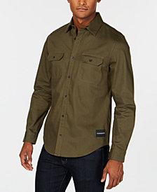 Calvin Klein Jeans Men's Utility Shirt