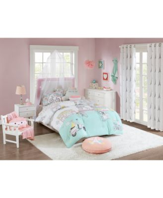 Minette Twin 2-Pc. Comforter Mini Set, Created for Macy's