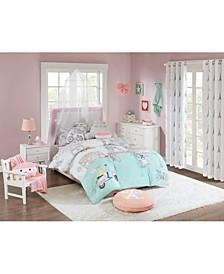 Minette Twin 2-Pc. Comforter Mini Set, Created for Macy's